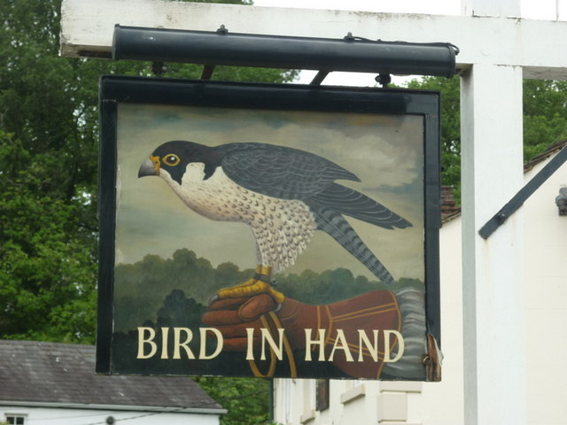 The Bird in Hand, a Sam Smith's pub in Knolls Green