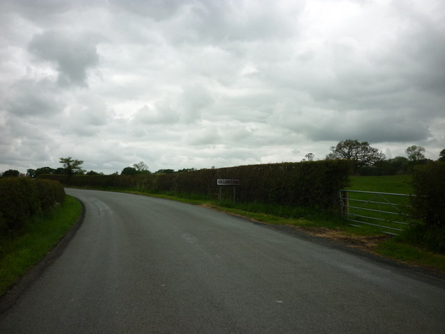 Marthall Lane, Ollerton