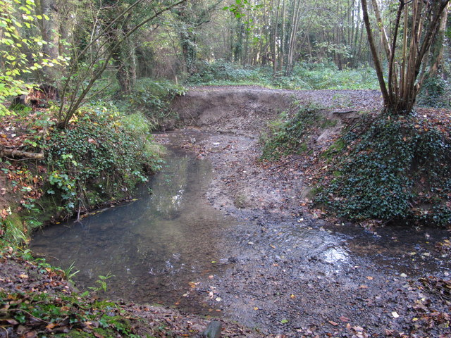 The Kyd Brook - East Branch, on Gumping Common (6)