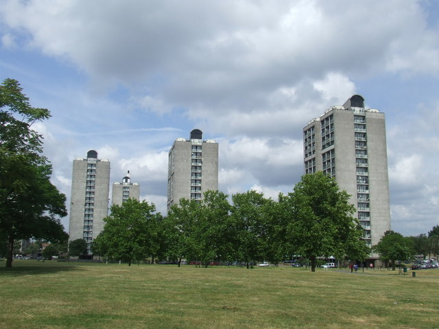 Brandon Estate, Kennington Park