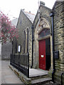 SD7442 : St Mary's Centre, Church Brow, Clitheroe by John S Turner