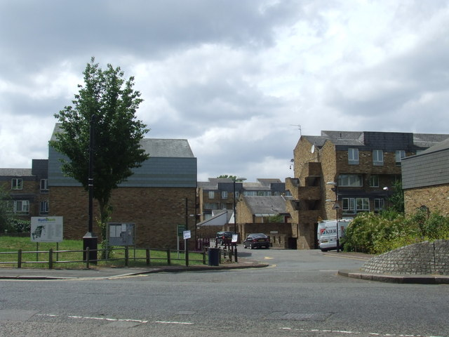 Myatts Fields Estate, SW9