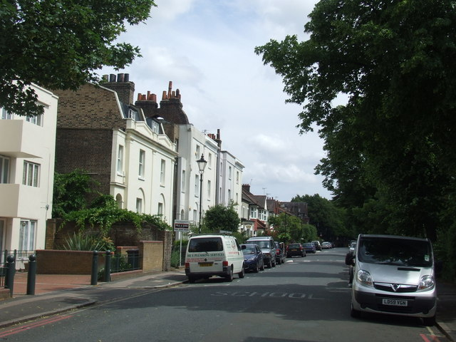 Stockwell Park Road, SW9