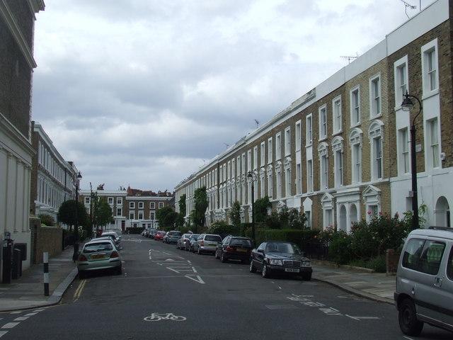 Wilkinson Street, SW8