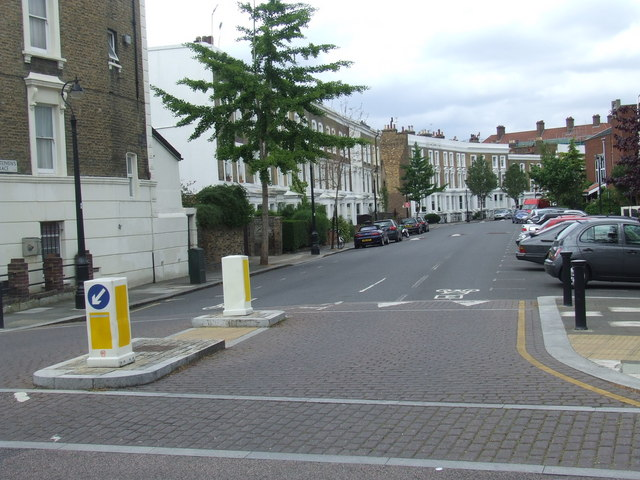 St. Stephen's Terrace, SW8