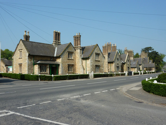 Blankney cottages