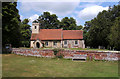 TL8041 : St Ethelbert and All Saints church, Belchamp Otton, Essex by Peter Stack
