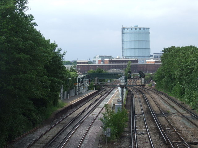 Wandsworth Road station