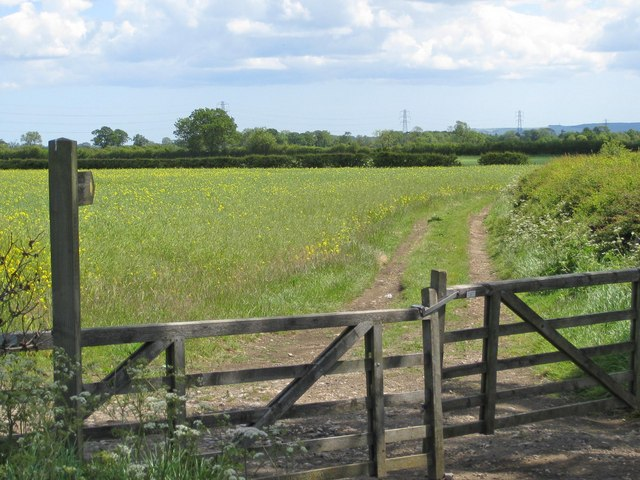 Footpath to Swinton