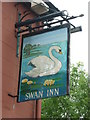 SJ7666 : The Swan Inn, a Sam Smith's pub in Holmes Chapel by Ian S