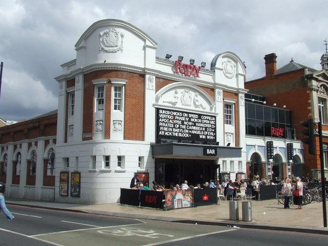 Ritzy Cinema, Brixton