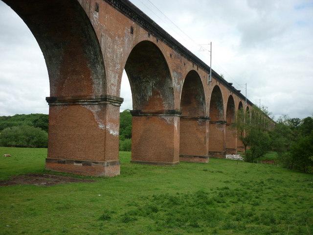 Twemlow Viaduct, Holme...