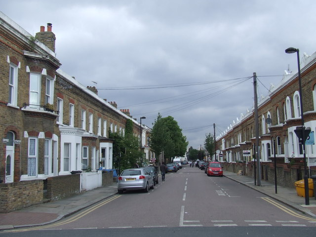 Mayall Road, SE24