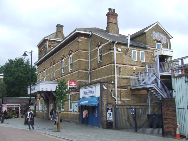 Herne Hill station