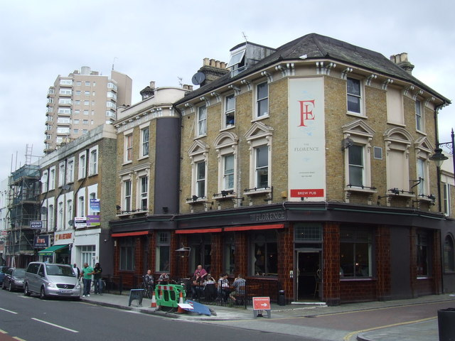 The Florence pub, Herne Hill