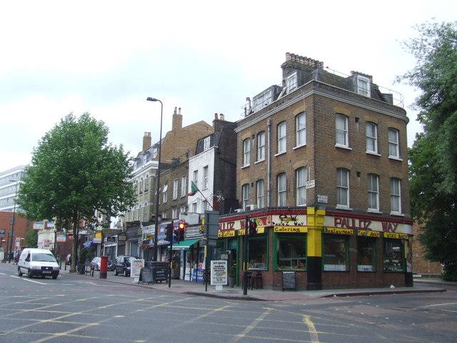 Tuson's Corner, Brixton Hill
