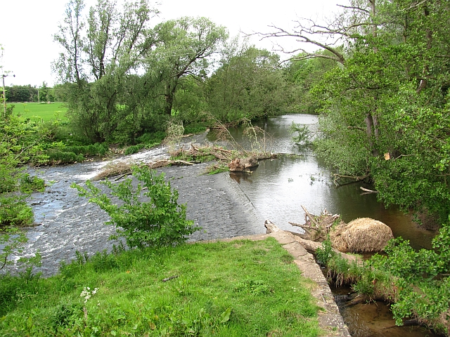 Weir, Haddington