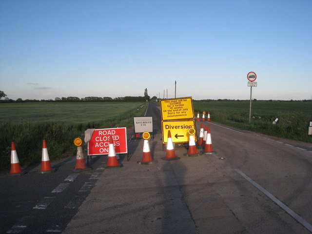 Sorry for any inconvenience 169 jonathan thacker geograph britain