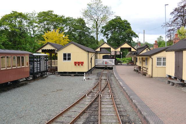 Llanfair Caereinion Railway Station
