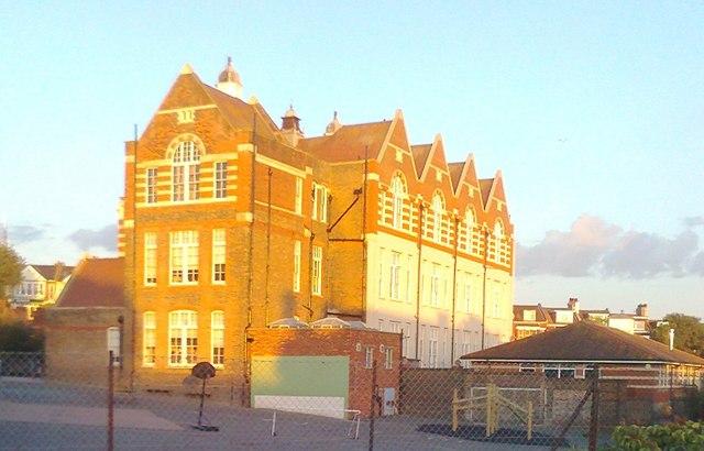 St Luke's School