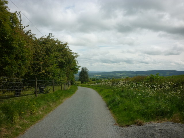 A minor road at View Edge