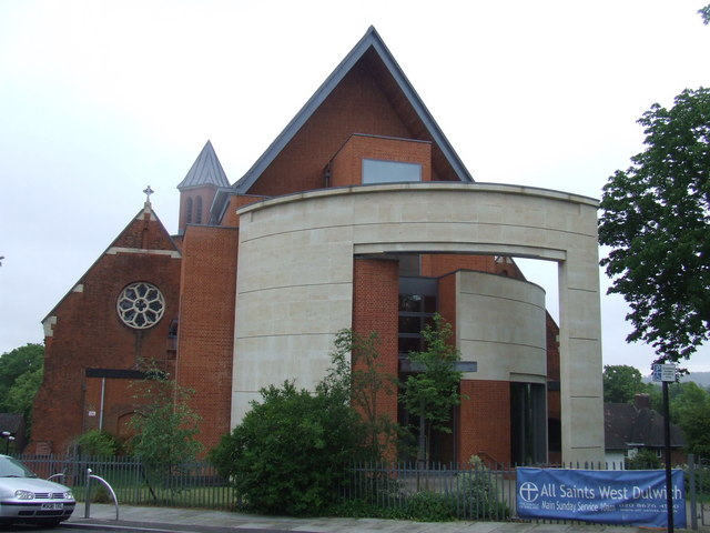 All Saints Church, West Dulwich
