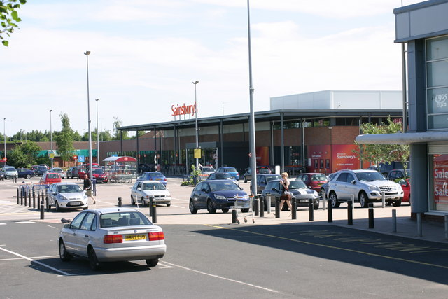 The Jolly Sailor Retail Park  (1)
