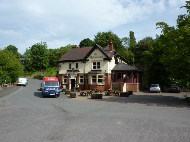 Golden Lion, South Hylton