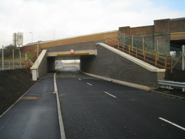 Hills Road bridge