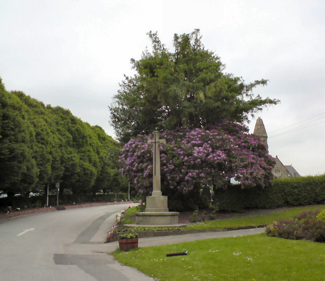 Dukinfield Cemetery entrance