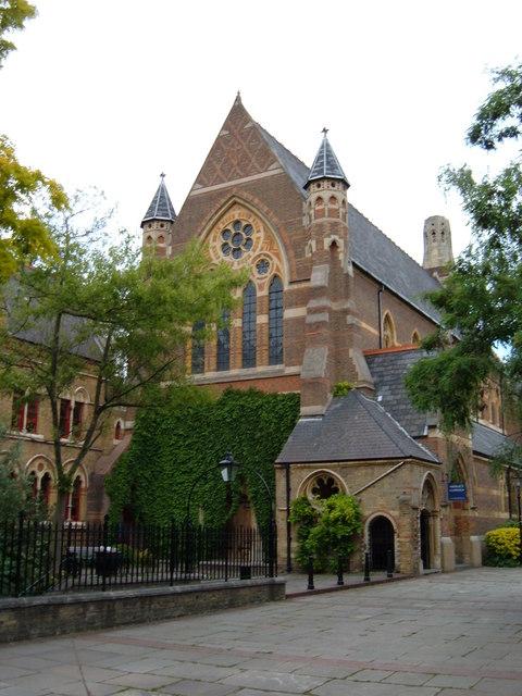 Shoreditch Church: St Michael And All Angels Church,... © Mr Biz :: Geograph