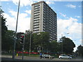 SP0684 : Flats, Pershore Road by Michael Westley