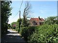 TQ5407 : Yew Tree Farmhouse by Simon Carey