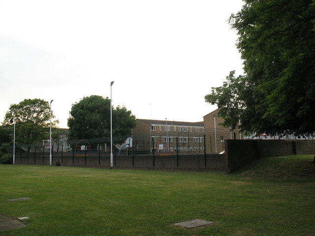 Play area near  Linsey Street