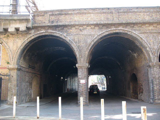 Linsey Street arches (1)