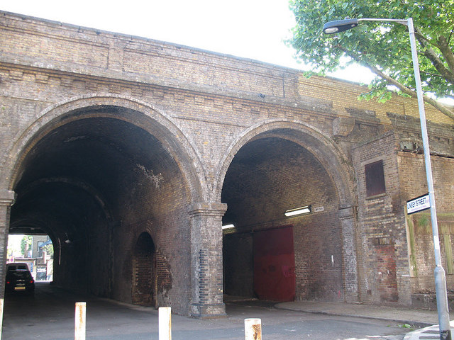 Linsey Street arches (2)