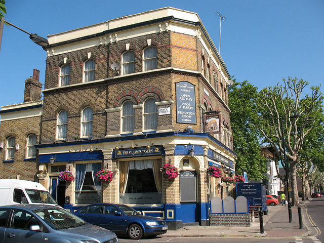St James Tavern