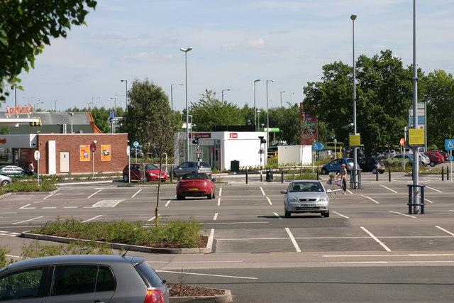 The Jolly Sailor, Retail park  (4)