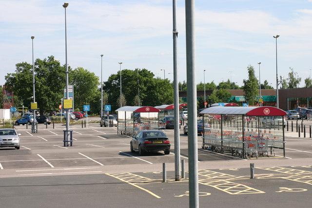 The Jolly Sailor, Retail park  (5)