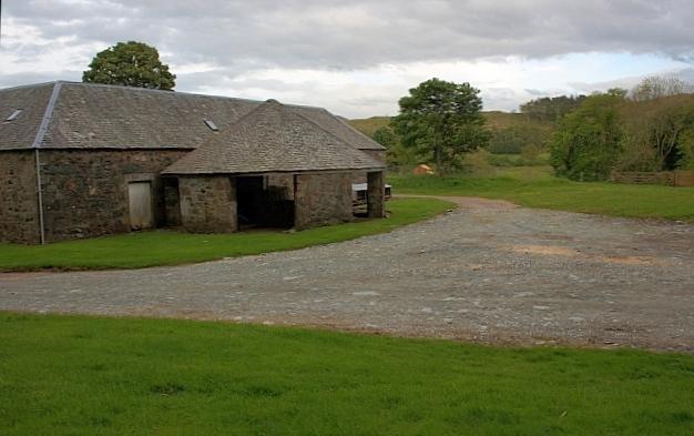 Horse Gin House, Dalrannoch