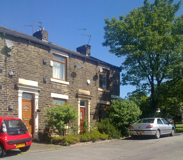 Ladyhouse Lane, Milnrow
