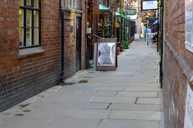 Godstall Lane, Chester