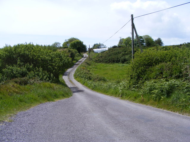 Minor road - Ardagh Townland