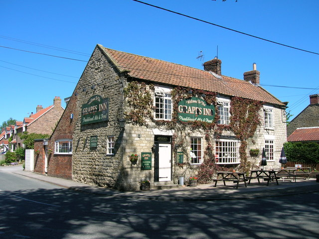 Grapes Inn, Great Habton