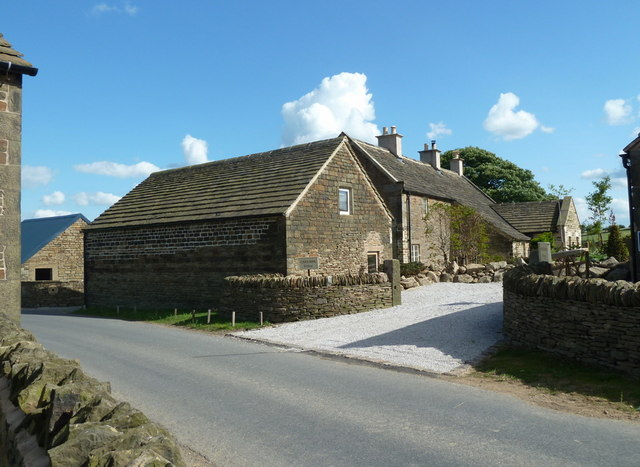 Cruck Barn on Grange Lane