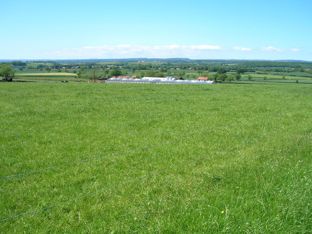Farmland near GAllow Heads