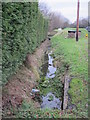 TQ4067 : The River Ravensbourne - Hayes Branch, east of Hayes Lane, BR2 by Mike Quinn