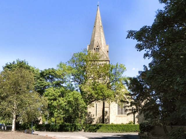 Christ Church, Manchester Road, Denton