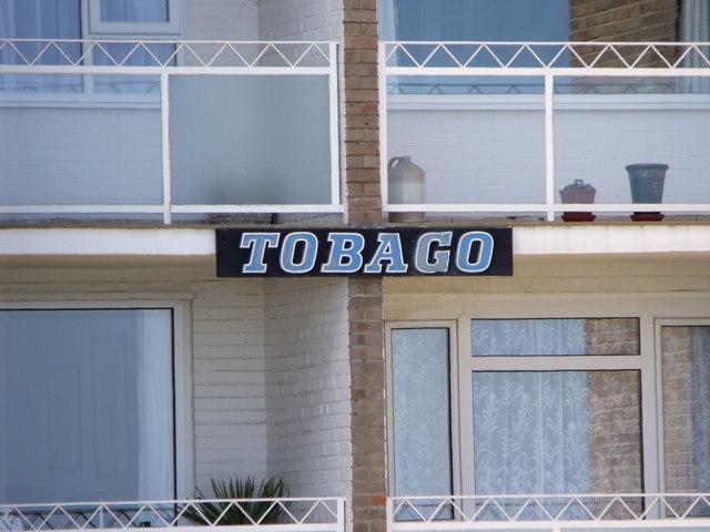 'Tobago', Bexhill