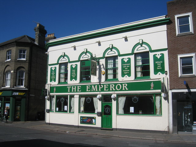 New name - still a pub